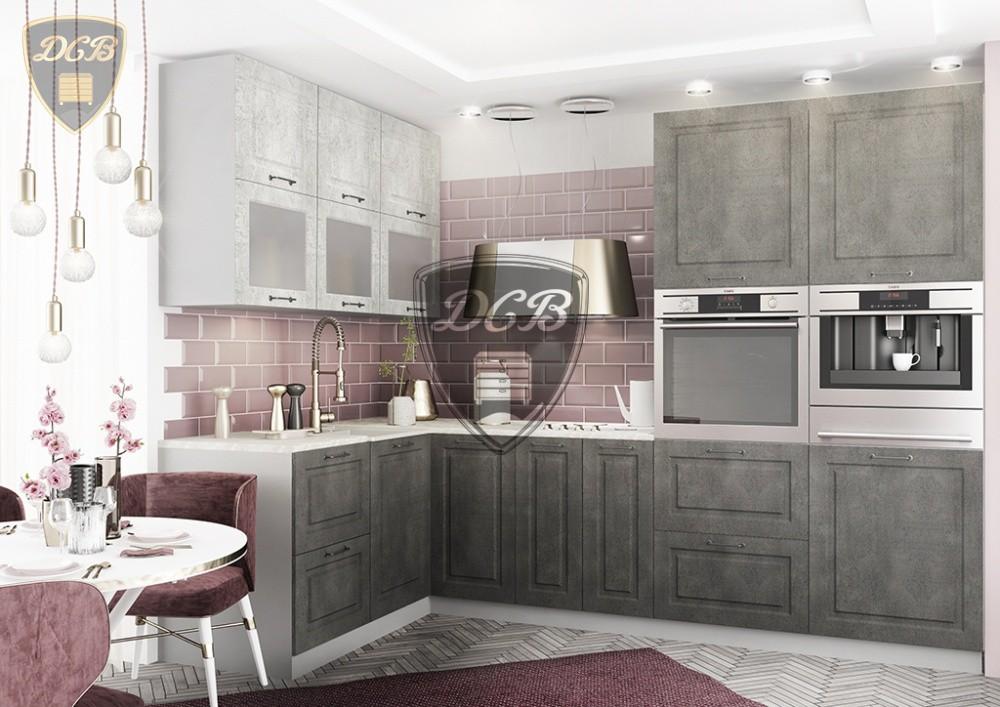 Кухня Капри камень