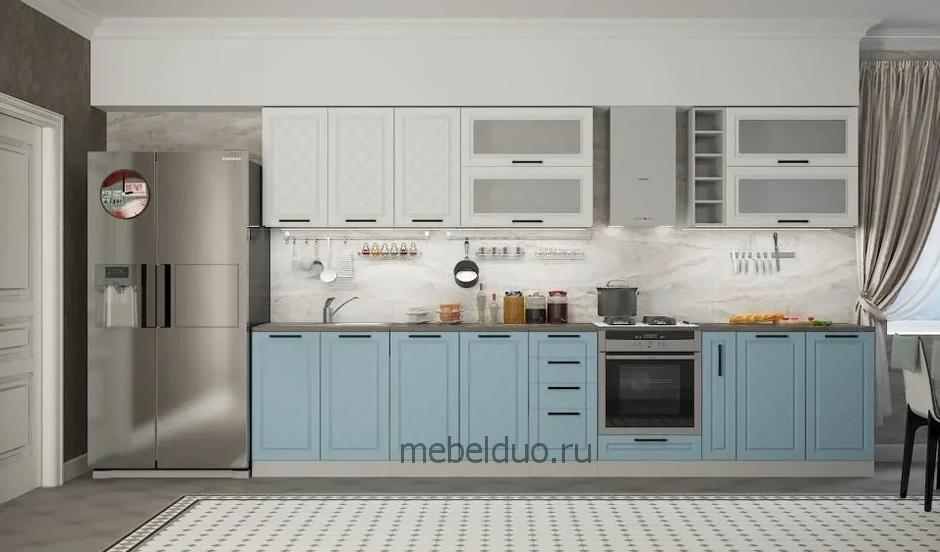 Кухня Барселона МДФ 1