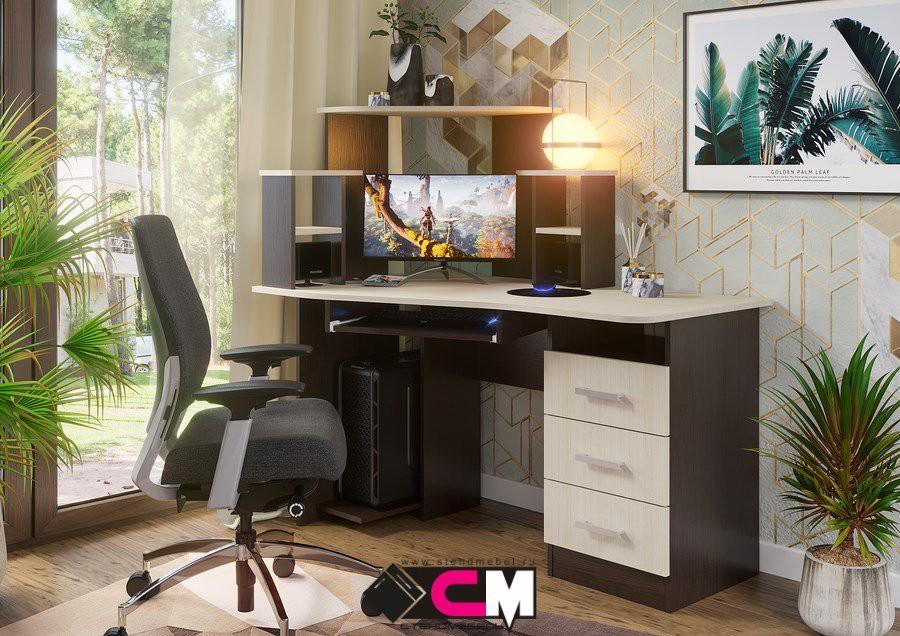 Компьютерный стол № 1