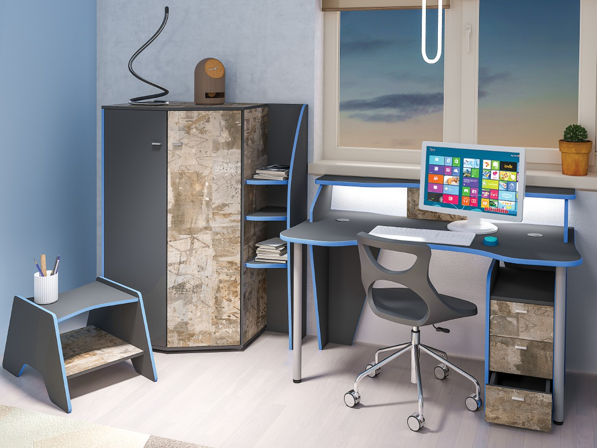 Стол компьютерный Индиго