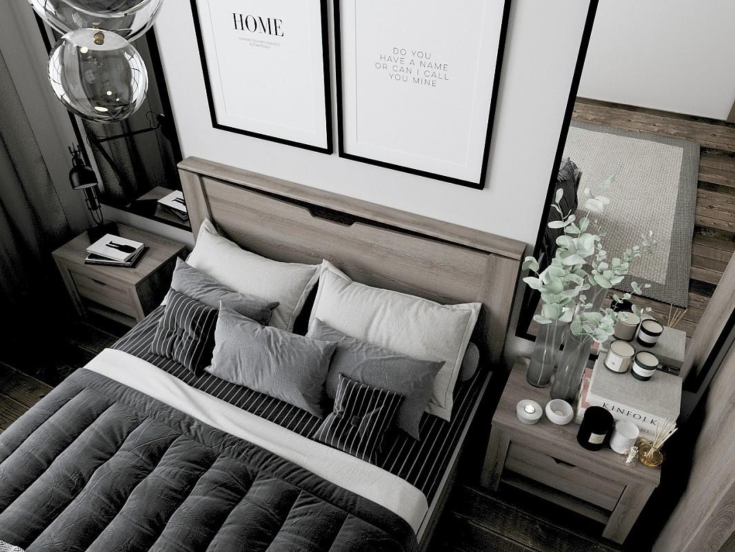 Спальня Гарда (Ясень Таормино)