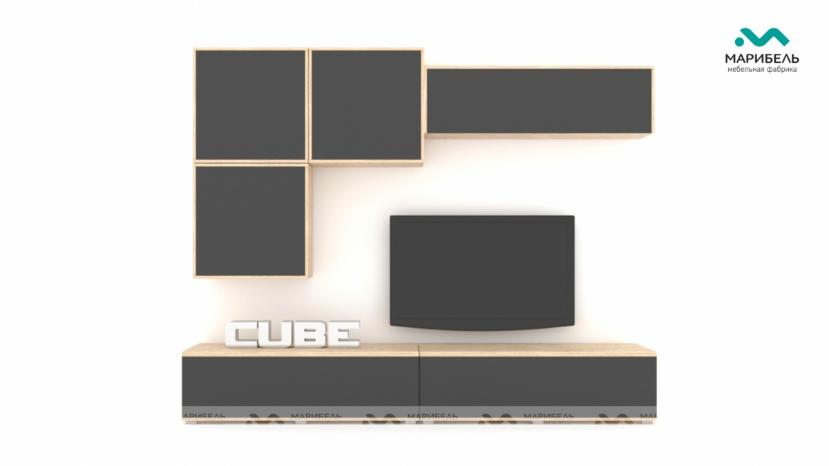 Гостиная CUBE (Куб)