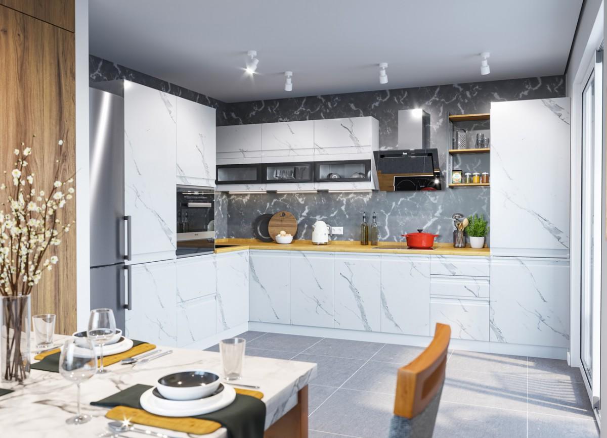 Кухня Скала