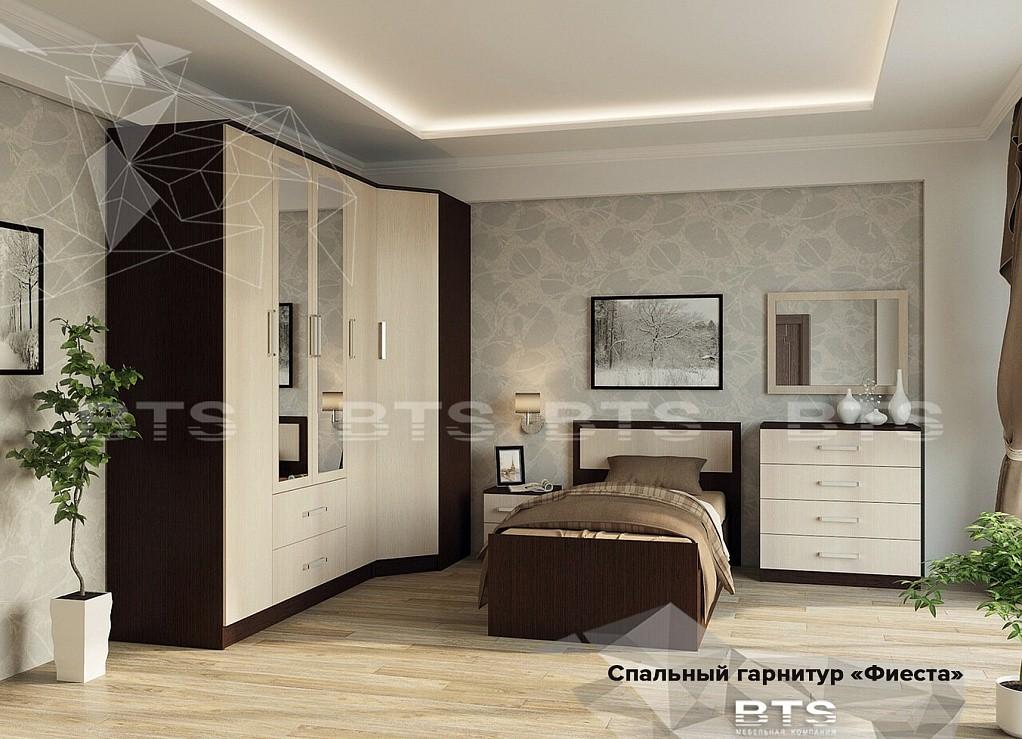 Спальня Фиеста 1