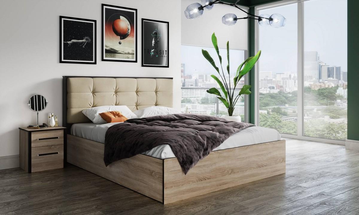 Кровать ЛК 2