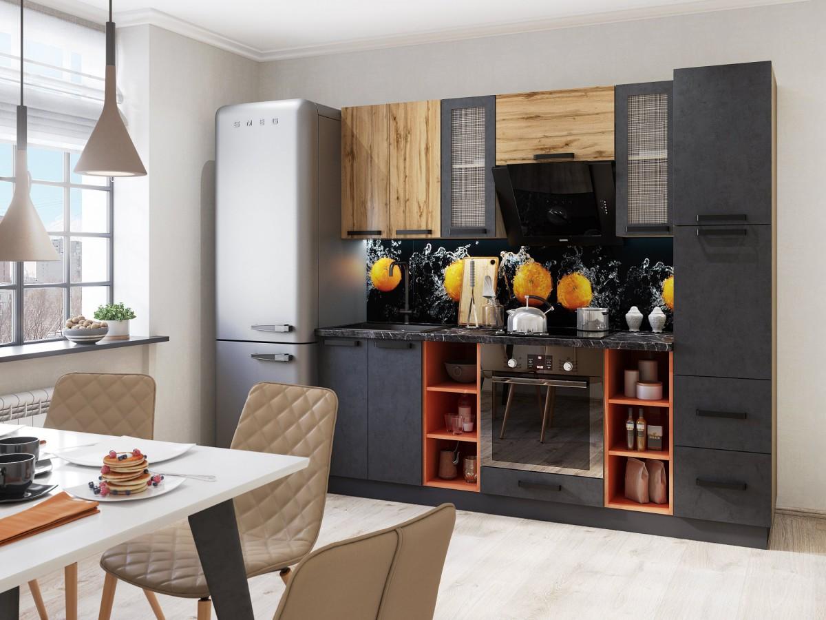 Кухня Крафт 3