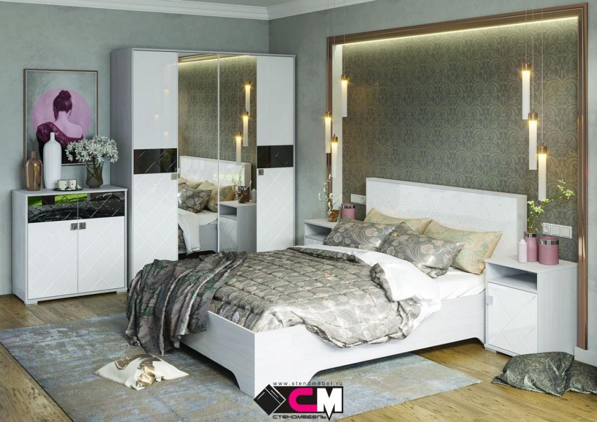 Спальня Сальма