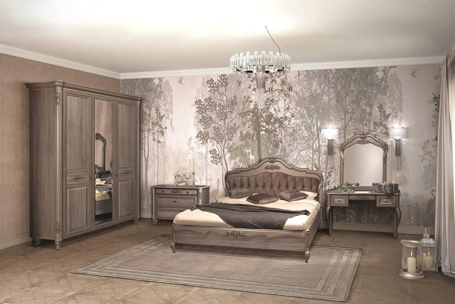 Спальня Скарлетт
